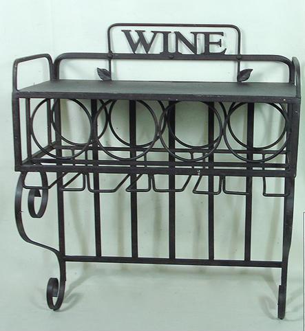 Polička na víno KM349
