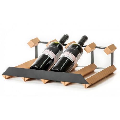 Pultový stojan na víno WPUL4