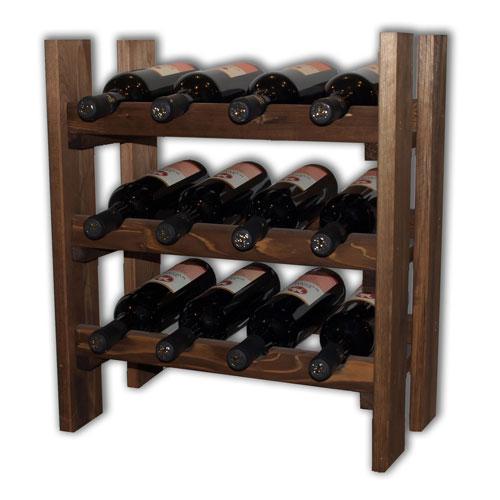 Regály na víno